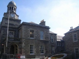 WICK TOWN HALL 1